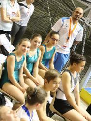 Lucie, Lana, Océane et Idriss