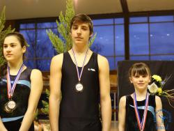 Anna, Victor et Honorine