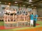Gym : Finale Zone par Equipes 2013 à Vesoul