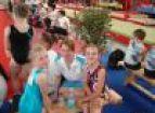Gym : finales Zone individuels à Haguenau