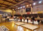 Montage salle compétition 15 et 16 février