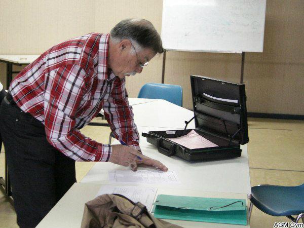 Pierrot Carlet : chef de la technique