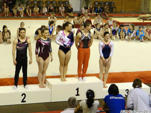 Podium optionel Nat. B