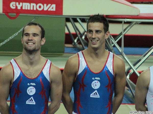 Sébastien Martiny et Grégoire Pennes